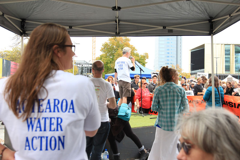 Water Protest Action Group 'Blown Away' By Christchurch City Council's Decision to Grant $50,000 For Court Case